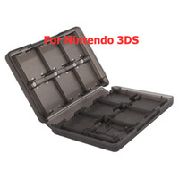 3ds games - 28 In Game Card Cartridge Protective Case For Nintendo DS Grey Ship From USA