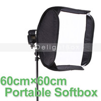 Wholesale Portable Flash SoftBox cm quot for Speedlight Soft