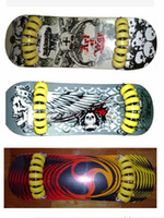 Wholesale Flow board flowboard wheels skateboard Land ski stories maple