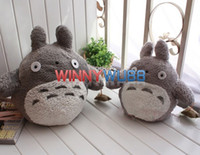Wholesale Plush Totoro Doll Cartoon Doll Plush Toy Big Size Best Gift For Valentine s Day