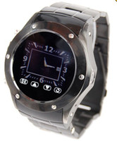 Wholesale W968 Watch Phone Waterproof Camera Quad Band Inch Screen Metal shell Cell phone best