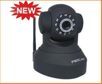 Wholesale UK Shipping FOSCAM FI8918W Wireless IR Cam Pan Tilt Dual Webcam IP Camera Retail