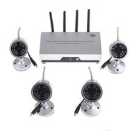 Wholesale CH Wireless Receiver IR LED Security Cameras