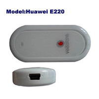 Wholesale HOT SELL Huawei G Modem USB Modem edge modem hsdpa modem E220 WEIL