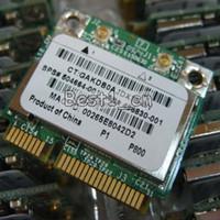 Wholesale BCM94322HM8L BCM4322 half WLAN Wireless WIFI N mini pci e Card