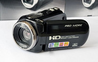 Wholesale C4 Mini DV Digital Video Camcorder HD Camera Inch LCD Megapixel CMOS X ZOOM pc HKpost Free