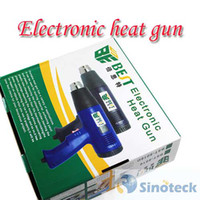 Black   New item electronic heat gun air heat gun BEST 3A 1600W 220V air gun blower 1pcs