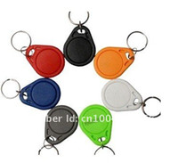 Wholesale RF proximity EM kHz shape card keyfob tags min order