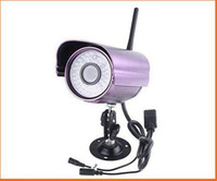 Wholesale Retail and Foscam WPA Wireless WiFi CCTV Waterproof Internet IR IP Camera