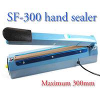 Wholesale Newest SF hand sealer plastic bag sealer mm maximum sealing size