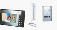 Wholesale Villa Non visible Doorbell Doorphone Intercom Security System ZDL A