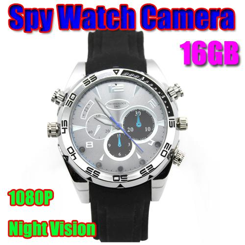 spy watch with night vision