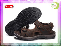 Brown wade - TEVA Sandal Mens Footwear High Quality Mens Shoes Brown Comfy Wading Shoes Easy Wear HOT SALE