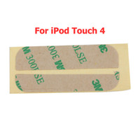 Wholesale PreCut Sticker Sticky Tape Adhesive For iPod Touch th Gen New Ship From USA