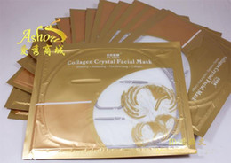 Wholesale Drop ship New Collagen Crystal Facial Mask PILATEN