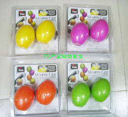 Wholesale 2pcs set New Steamy Egg Clothes Come Out Neat Wrinkle Free Eliminates Wrinkles From Your Clothes