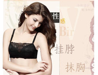 Wholesale women lace sexy bras wedding dress set lady underwears quality assurance
