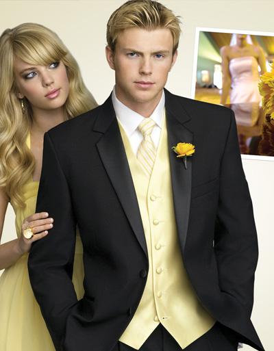 Top Quality Groom Tuxedos Men's Wedding Dress Prom Clothing ...