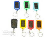 powerful flashlight - hot sale Led Mini Solar Powerful Flash Light amp Keychain Solar Flashlight