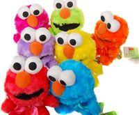 sesame street - high quality Sesame Street plush dolls