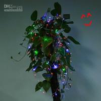 Holiday led christmas lights twinkle light - l50PCS M LED String Lights flash light Christmas party Fairy wedding lamps Twinkle light