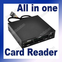 Wholesale USB quot All in Internal Card Reader USB Flash Memory Multifunction
