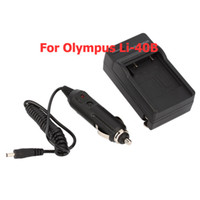 Wholesale Digital Camera Chargers Battery Charger For Olympus Li B Ship From USA D5201