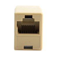 Wholesale CAT5 RJ45 Network Cable Extender Plug Coupler Joiner Ship From USA C0024