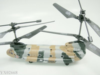 Boats 3ch helicopter - CH RC helicopter Transporter radio remote control Transport helicopters toy free ship
