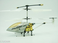 rc helicopter body - CH RC helicopter alloy body with infrared radio remote control helicopters