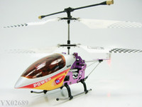 Wholesale new CH RC helicopter alloy body with infrared