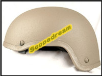 Wholesale MICH2002 Tactical Helmet TAN