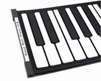 Wholesale New Keys MIDI Digital Roll Up Soft keyboard piano hot sell