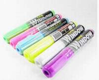 Wholesale wow cool colors nite writer pen high lighter pen fluorescent marker pen