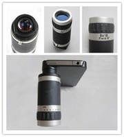 Revisiones X vedio-8 x 6 X teléfono móvil telescopio Vedio colección alta calidad para 4 accesorios