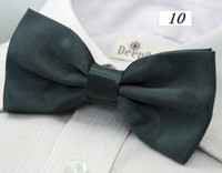 Wholesale Hot New Men Bow Ties wedding dress tie series