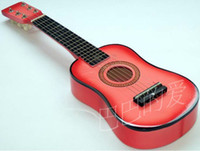 Wholesale chindren red blue yellow electric guitar Jamz Guitar toys Ukulele
