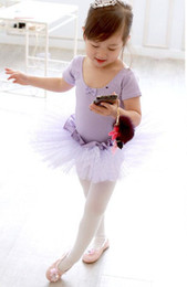 Wholesale Children s ballet skirt tutu dance dress girls s dancing dress baby skirt d652