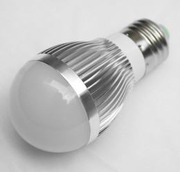 5W LED bulb,550lm,AC85-265V,2 years warranty ,5*1W led lamp