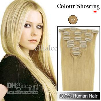 Blonde Extensions Cheap 44