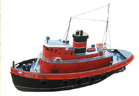 Wholesale fashion cc gas engine rc boat Harbour Tug Boat GP GL602