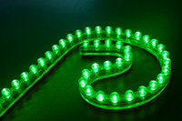 Wholesale 2015 cm LED Car Truck flexible PVC LED Strip Lights cm White color