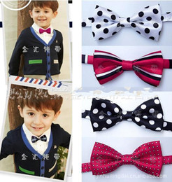 Baby Boys Tuxedo BowTies Necktie Toddler TUXEDO & formal suit BOWSTIES kids necktie neckbow neck tie