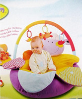 Wholesale Early Learning Centre Blossom Farm Sit Me Up Cosy Infant Inflatable sofa Baby seat Baby Children s Mats