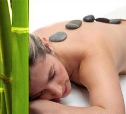 Wholesale basalt hot stone massage hot rocks spa stones massage stones