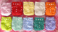 bamboo infant fibers - Bamboo Fibers Pc Baby Cartoon DIAPER Pc Inserts AIO Cloth Diapers Infant Diaper Baby Nappy