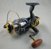 Fashing reel fish price - Best price Superior Baitrunner Carp Fishing Reel BB SW50 SW60 fashing tool