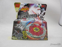 Wholesale hot sale New Beyblade D Beyblade series top speed spins metal fusion BB116C