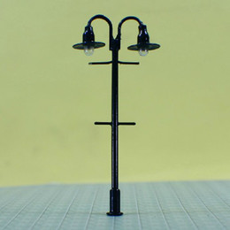 """MODEL LAMP FOR ARCHITECTURAL MODEL TRAIN LAYOUT T100 scale: 1:87~1:100 Approx. 6.5cm or 2.6""""inch"""