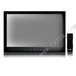Wholesale 15 inch Bathroom TV Waterproof TV with AV HDMI VGA DVB T ATSC